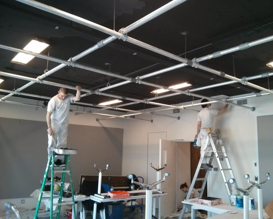 Commercial Painting Contractors - The Passionate Painters